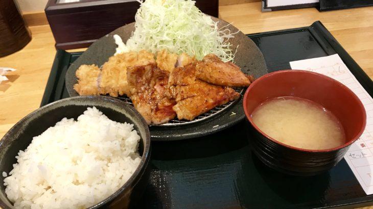 とんかつ、豚丼、変態〜日本一周 原付バイク旅 28日目〜