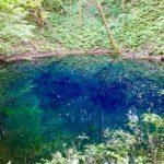 日本一周の風評被害(爆) 僕は逃走犯ではない! 世界遺産白神山地へ!青い池は青かった。〜日本一周 原付バイク旅15日目〜