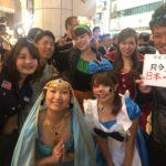 渋谷ハロウィィィィィンに行ってきました。~43日目~