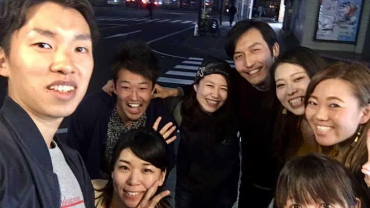 名古屋大集合!〜61日目〜