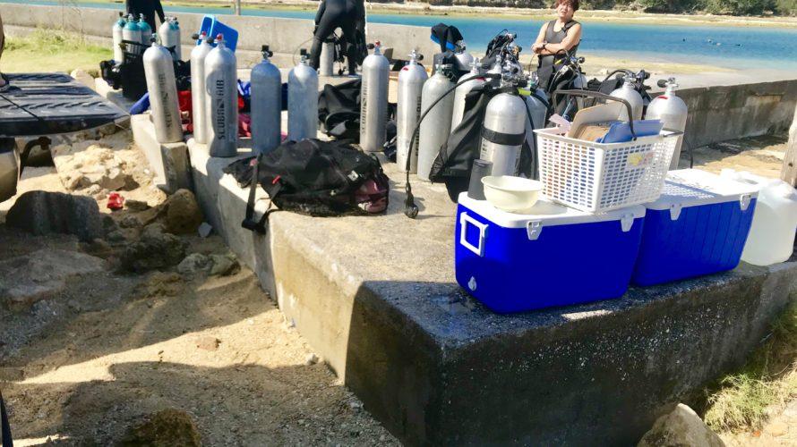 オープンウォーターダイバーの海洋実習に参加しました! 〜79日目~83日目〜